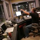 Tim at the Soundboard